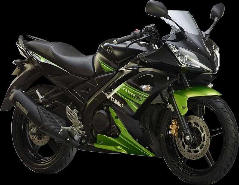 Yamaha R V New Model