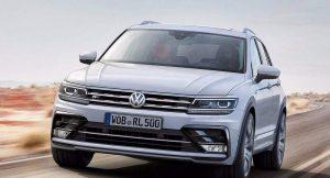 2017 Volkswagen Tiguan India