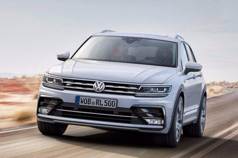 Volkswagen Tiguan Price Interior Specifications Mileage