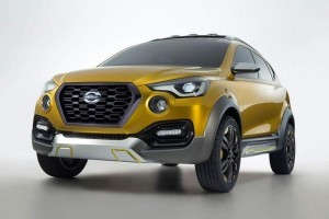 Datsun Go Cross headlights