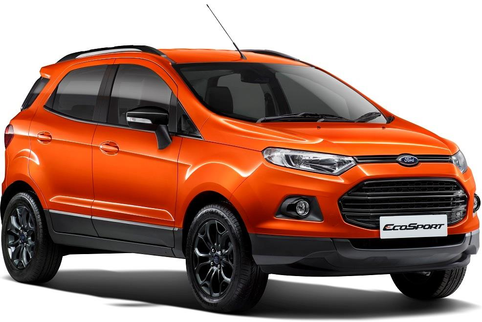 new ford ecosport 2016 price colors mileage specifications. Black Bedroom Furniture Sets. Home Design Ideas