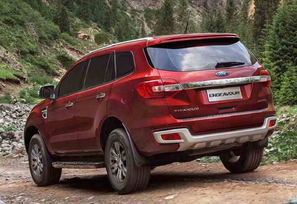 New Ford Endeavour 2016 Price, Mileage, Pics, Specifications