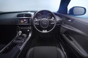 Jaguar XE India Interiors