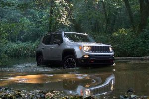 Jeep Renegade India launch