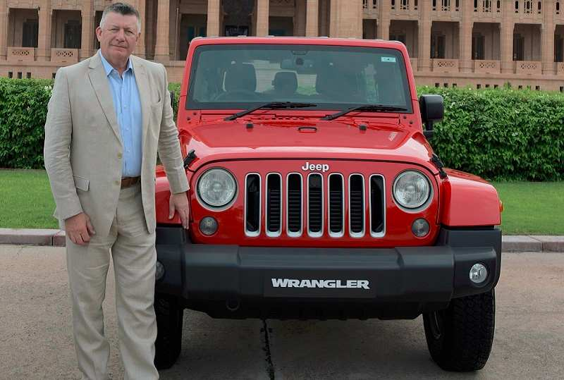 Jeep Wrangler Unlimited Price In India