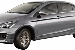 Maruti Ciaz RS side profile