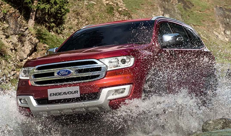 New Ford Endeavour 2016 India