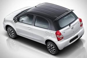 New Toyota Liva 2015 Grey