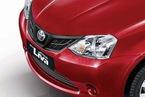 New Toyota Liva 2015 headlamp