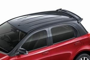 New Toyota Liva 2015 roof
