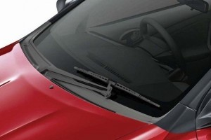 New Toyota Liva 2015 windscreen