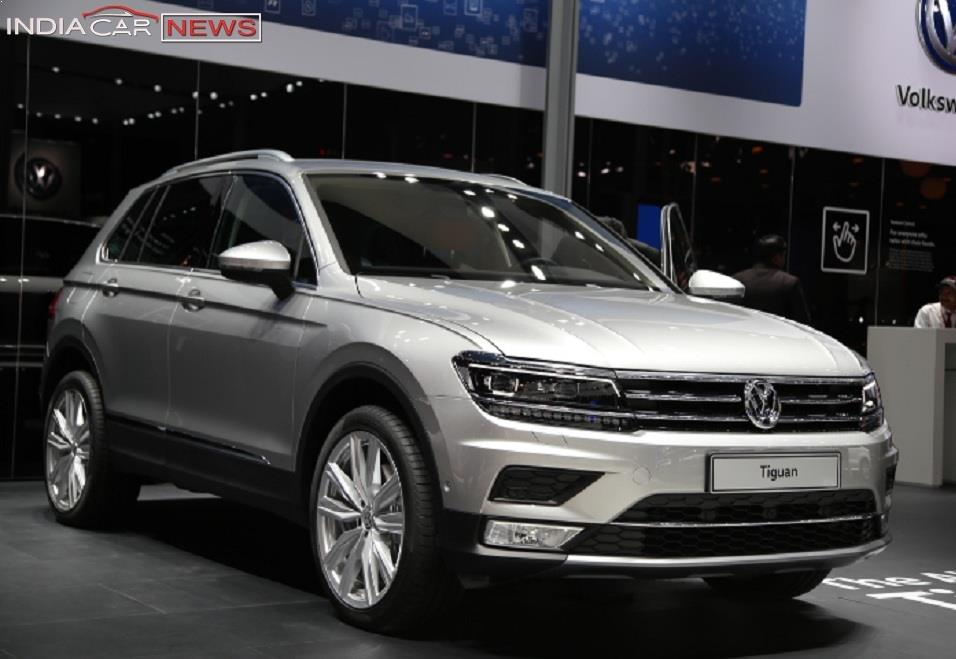 volkswagen tiguan 2017 price interior specifications mileage. Black Bedroom Furniture Sets. Home Design Ideas