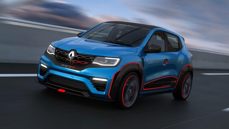 Renault kwid racer Upcoming Cars in India