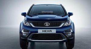 Tata Hexa India