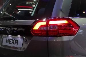 Tata Hexa taillight