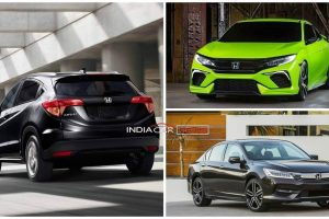 Upcoming Honda Cars list in india