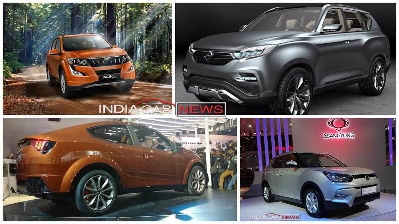 Upcoming Mahindra Cars In India In 2017 2018