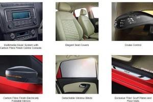Volkswagen Polo Exquisite features
