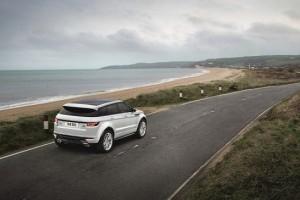 2016 Range Rover Evoque rear