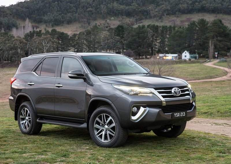 2016 Toyota Fortuner 2 - India Car News