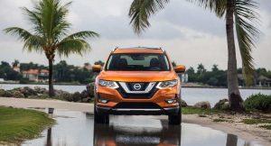 2016 Nissan X Trail Hybrid India