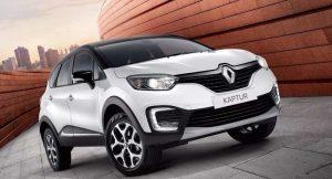 2017 Renault Kaptur India