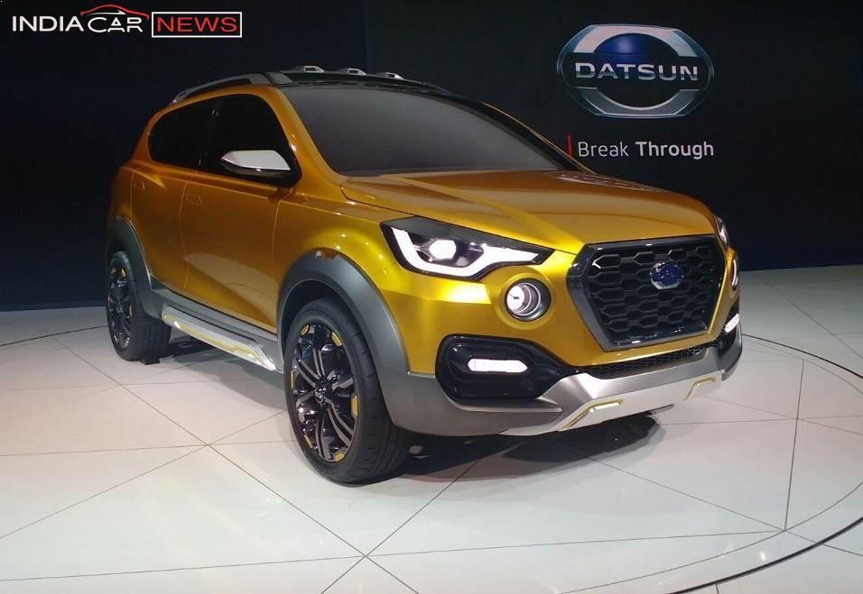 Datsun GO Cross Price