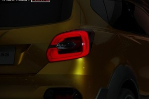 Datsun GO Cross tail lamp