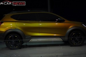 Datsun GO Cross side profile