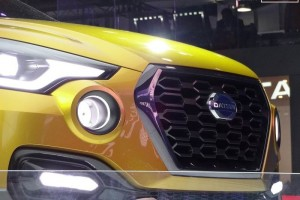 Datsun GO Cross grille