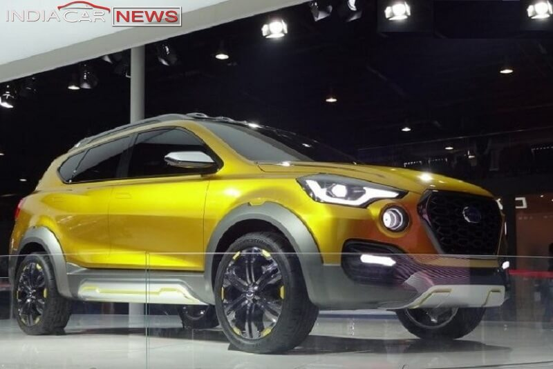 Datsun Go Cross India Launch