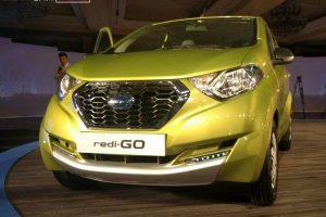 Datsun Redi Go front