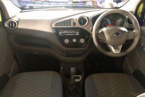 Datsun RediGo interior