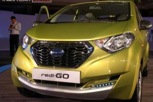 Datsun Redi Go specifications