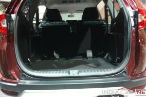 Honda BRV storage area