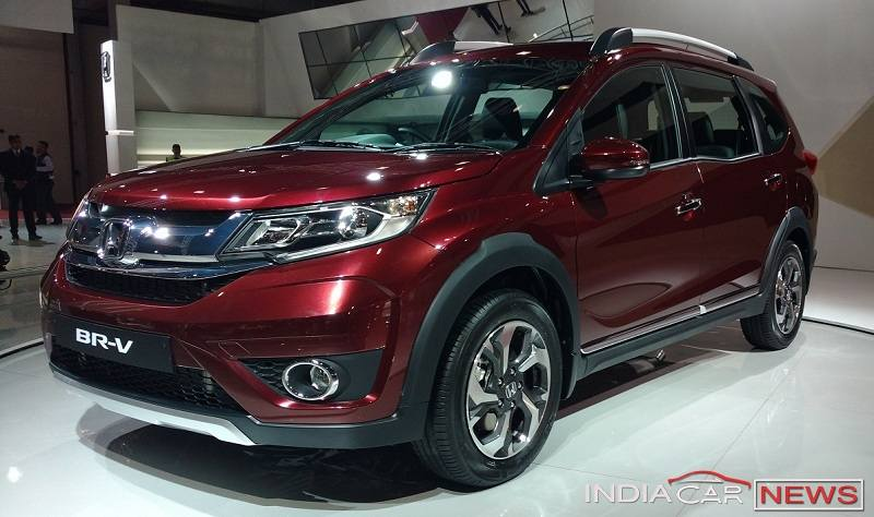 upcoming new honda cars in india in 2016 2017. Black Bedroom Furniture Sets. Home Design Ideas