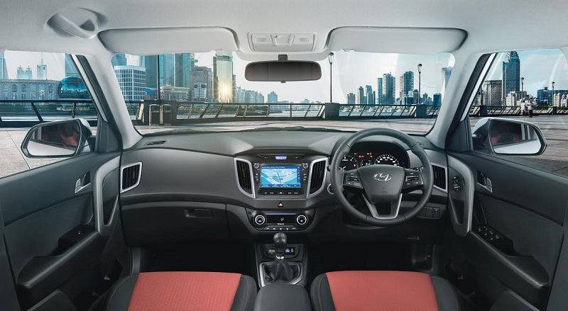 Creta Interior 2017 >> Hyundai Creta 2017 Interior India Car News