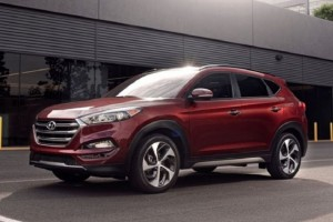 Hyundai Tucson compact SUV