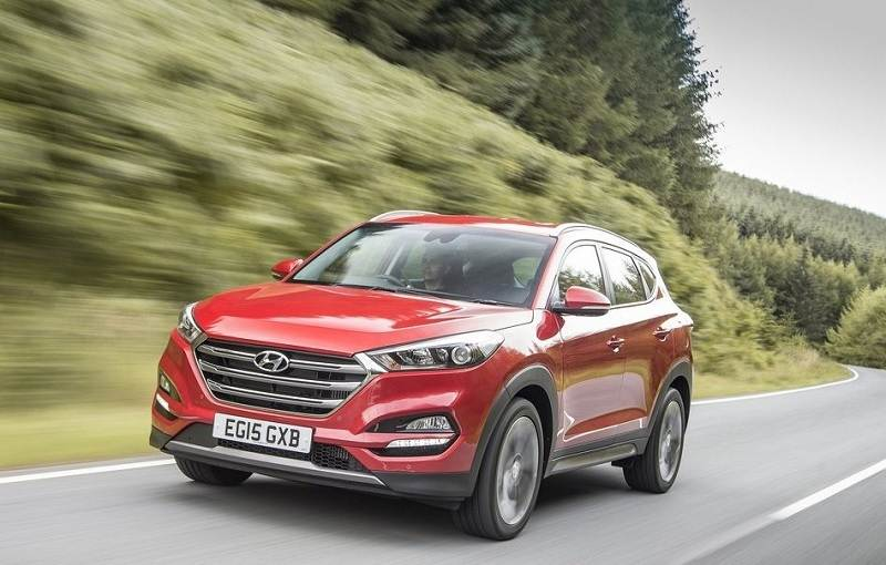 hyundai tucson 2016 india launch price specifications. Black Bedroom Furniture Sets. Home Design Ideas