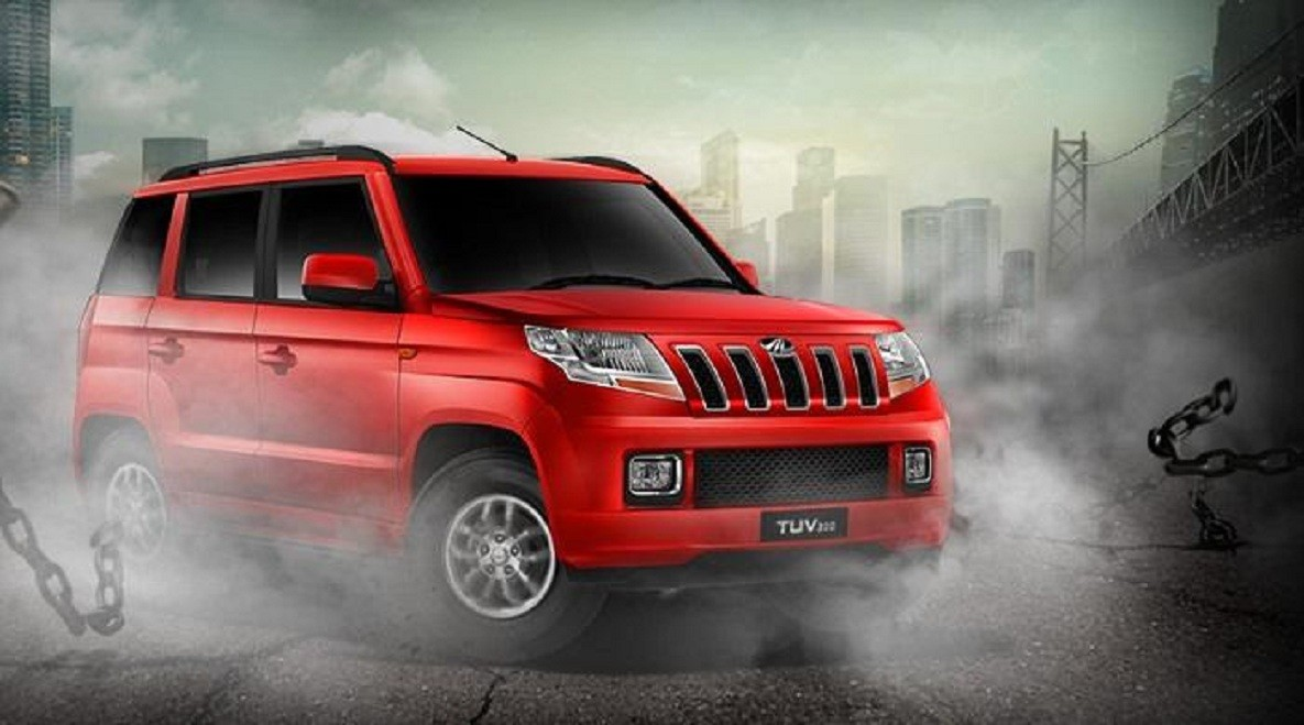 Mahindra Tuv300 Price Mileage Colors Specifications Images