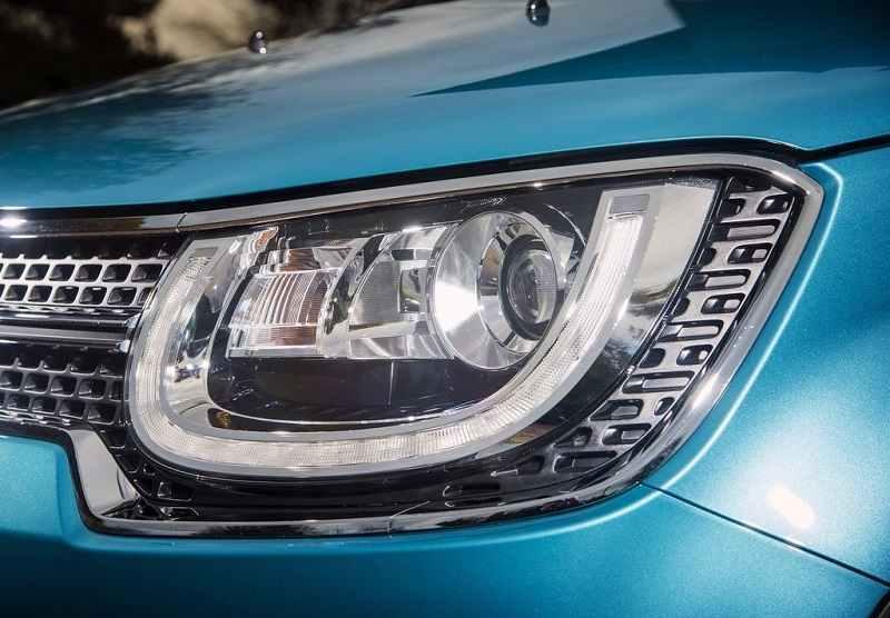 Maruti Ignis India headlight