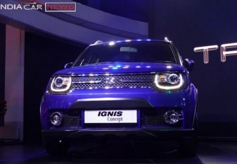 Maruti Ignis price in india