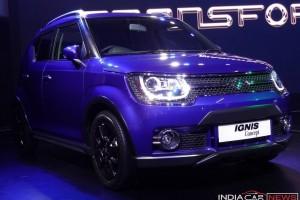 Maruti Ignis mini SUV