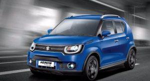 Maruti Suzuki Ignis sub-4 metre SUV for India