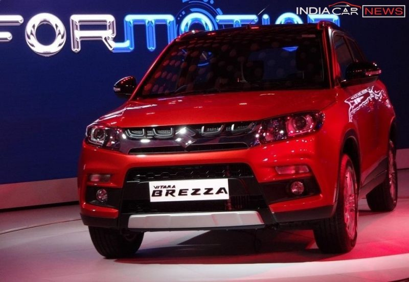 Maruti Vitara Brezza among best mileage SUVs in india