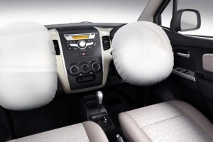 Maruti Wagon R Airbags