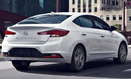 New Hyundai Elantra 2019 Price In India