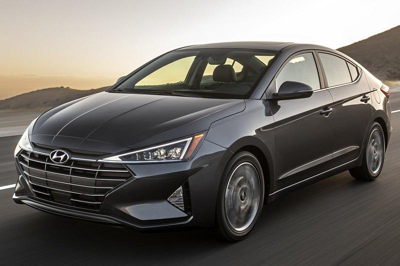 New Hyundai Elantra 2019