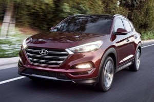 New Hyundai Tucson 2016 India