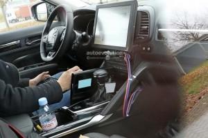 New Renault 7-Seater SUV interior
